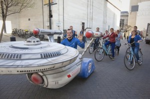 Enterprise Soapbox-Cyclists