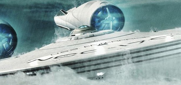 Star Trek Into Darkness Outgrosses 2009