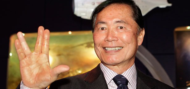 Oh, myyyyy! George Takei's ghostwriter spills the beans