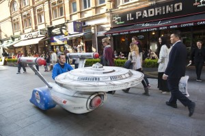 Star Trek Premiere Soap Box